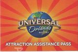 Autism Universal AAP pass